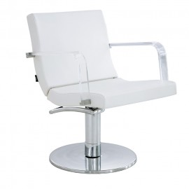Salon chairs hair beauty furniture - Fauteuil de coiffeur vintage ...
