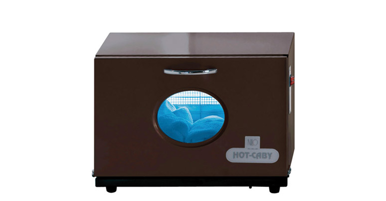 Nilo Hot Caby Heated Towel Cabinet