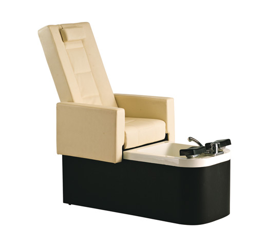 Nilo foot spa pedicure chair for 2nd hand salon furniture