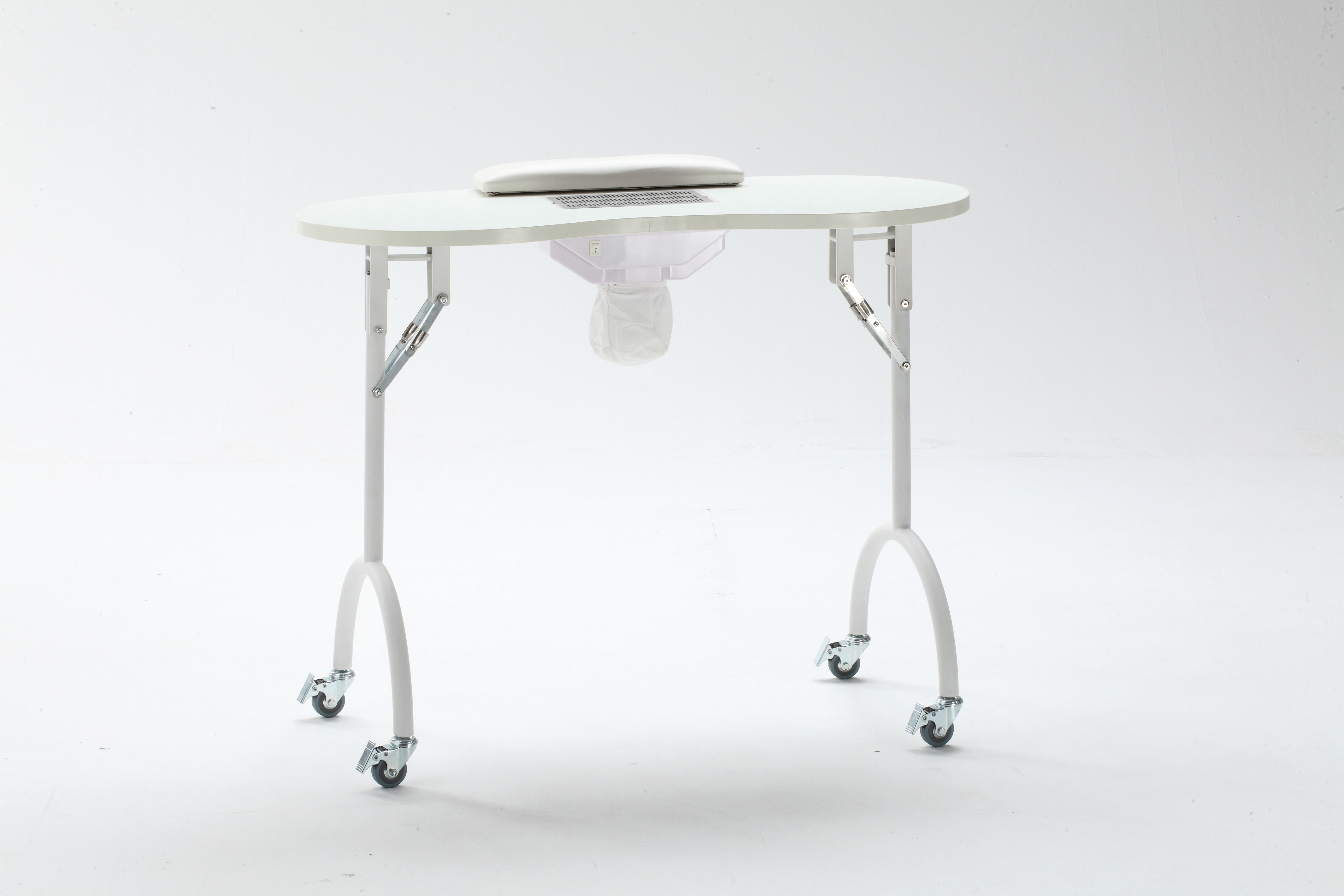 Manicure tables beauty equipment hair beauty furniture for Manicure table with extractor fan