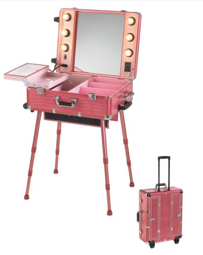 Portable Hair And Makeup Stations images