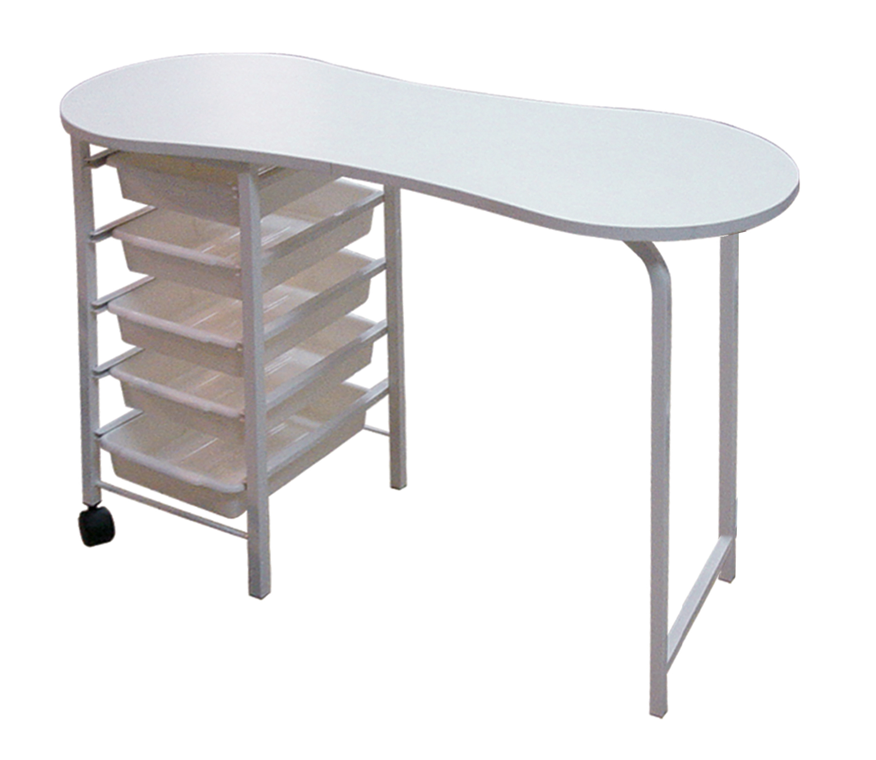 Manicure tables beauty equipment hair beauty furniture for Nail table and chairs