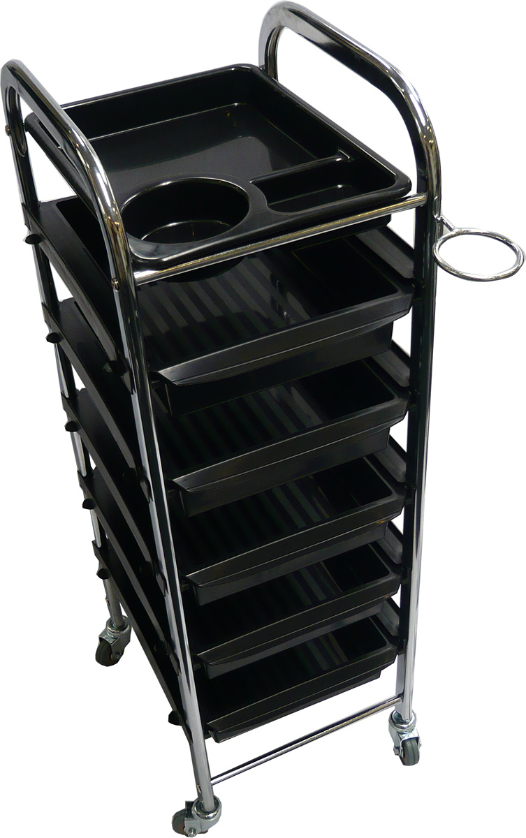 Manuel Hairdressing Trolley
