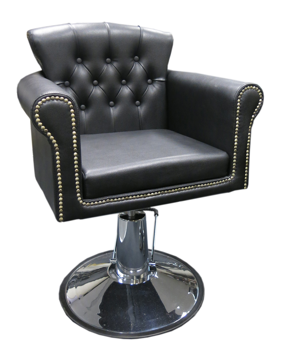 Tudor salon chair for Salon furniture
