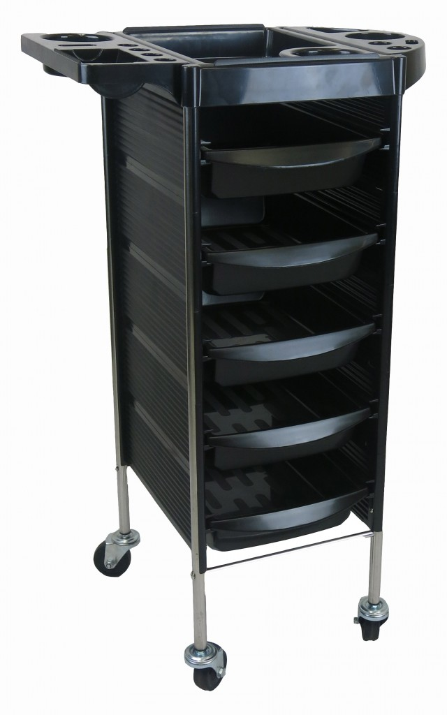 Ada hairdressing trolley for 2nd hand salon furniture