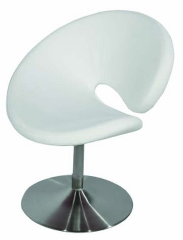 Curved Donut Salon Chair