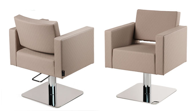 Pietranera bolero salon chair for 2nd hand salon furniture