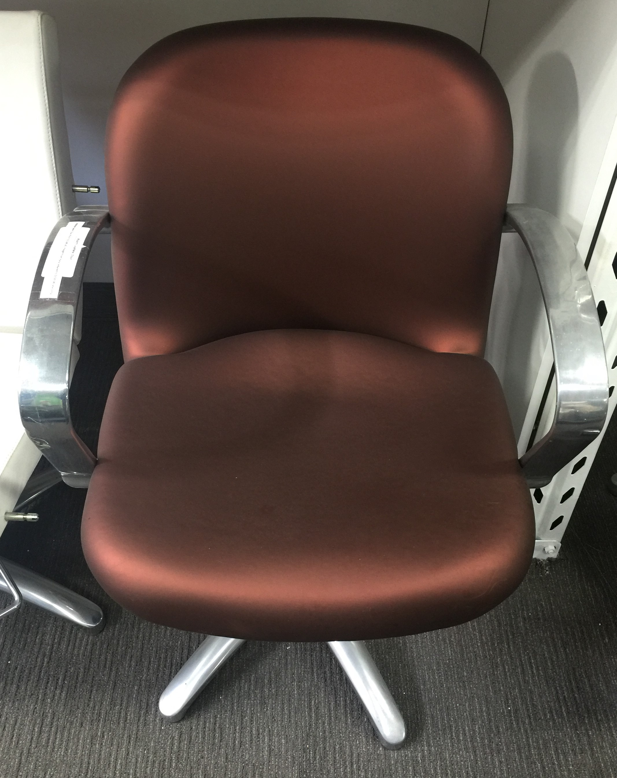 Maletti EX Showroom Stock Marlene Salon Chair