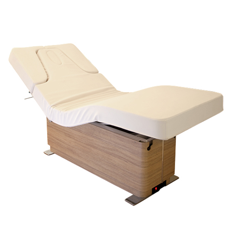 Nilo omnia massage bed for 2nd hand salon furniture