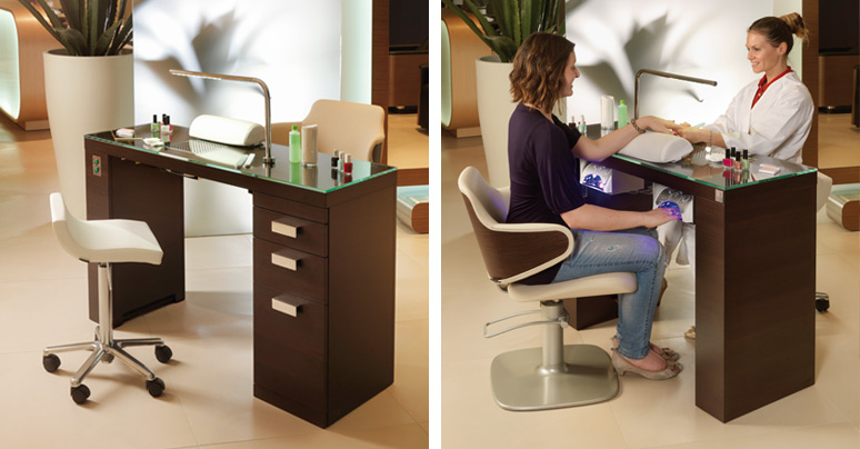 Nilo Smart Nails Manicure Table
