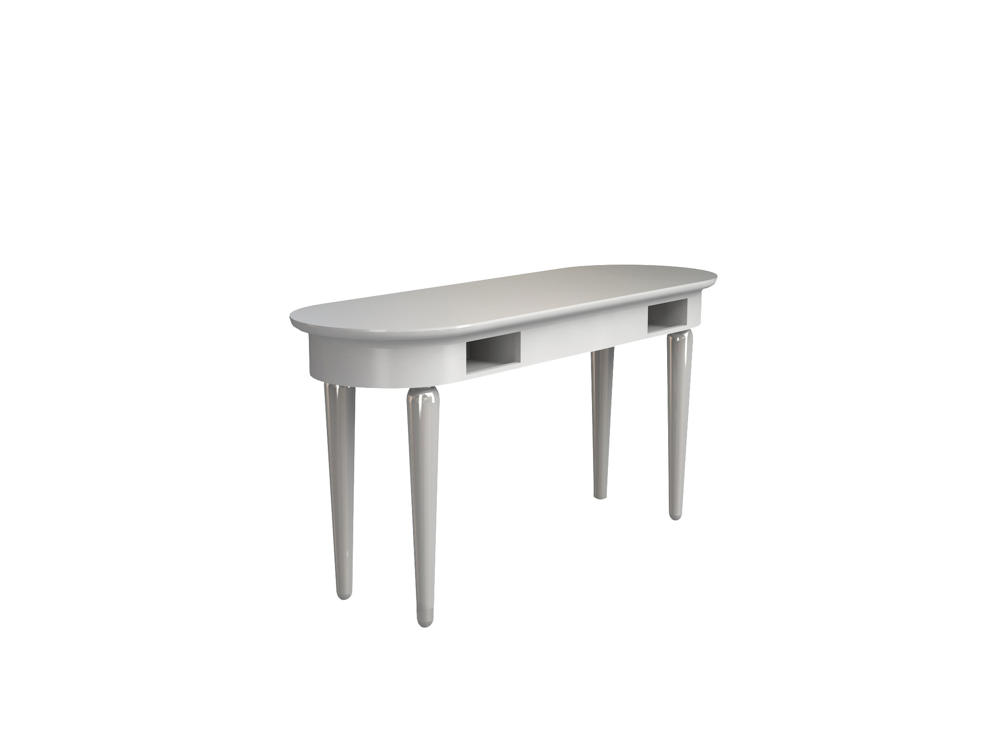 Nilo Grisette Tavolo Manicure Table