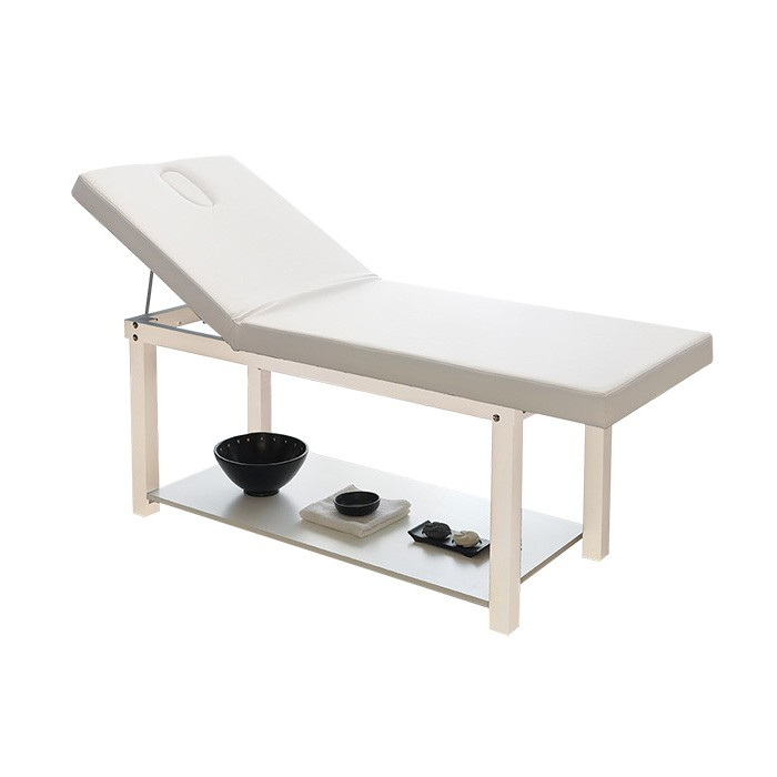 Nilo White Beauty Bed