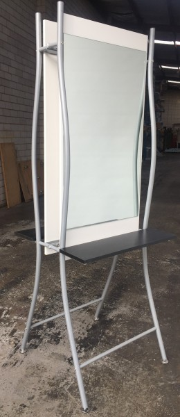 Showroom Stock Silver Workstations