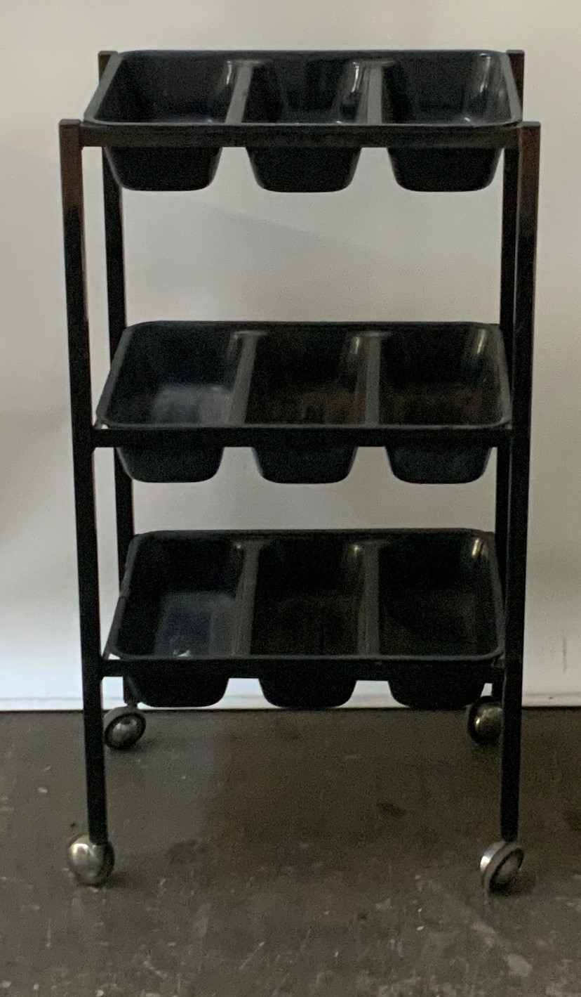 1950's/1960's Hairdressing Trolley